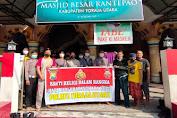 Sambut HUT Bhayangkara Ke-75, Polres Torut Gelar Bhakti Religi Di Rumah Ibadah