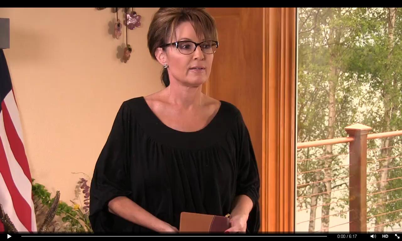 Sarah Palin Wardrobe Malfunction - Usa News Collections-5784