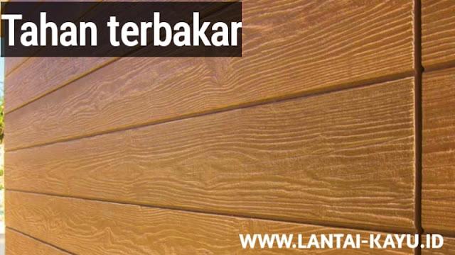 woodplank tahan api dan rayap