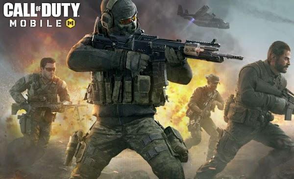 Cara Setting Sensitivitas Terbaik Call Of Duty Mobile