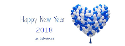 Happy New Year 2018 Cover photos for facebook