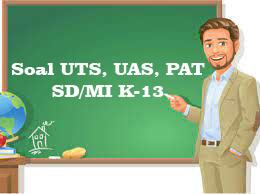 Kisi Kisi Soal PAT SKI Kelas 5 Kurikulum 2013 Tahun 2021