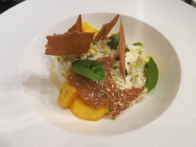 Mango Coconut & Thai Basil