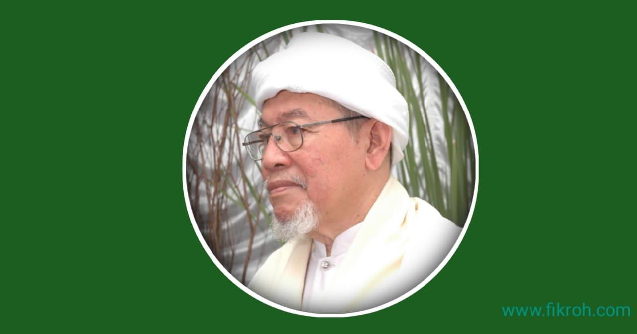 Biografi KH. Basori Alwi Murtadlo, Pengasuh Pesantren Ilmu Qur'an Singosari