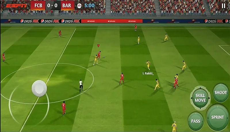 تحميل لعبة FIFA 20 apk + obb للاندرويد