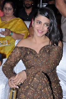 Shruti Haasan At Premam Movie Audio Launch (13).JPG