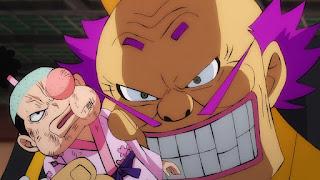 ワンピースアニメ 989話 光月モモの助 鬼ヶ島 | ONE PIECE Kozuki Momonosuke