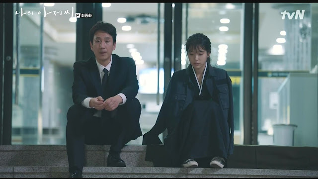Sinopsis My Mister K-Drama