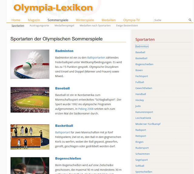 http://www.olympia-lexikon.de/Sportarten_der_Olympischen_Sommerspiele