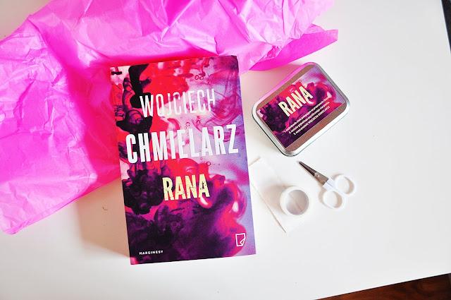 """""""Rana"""" - Wojciech Chmielarz"""