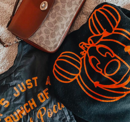 Fashion Files: Pumpkin Spice & Thanksgiving Fashion