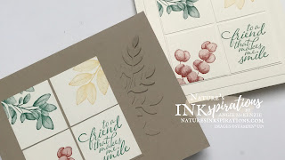By Angie McKenzie Stampin' Up! Demonstrator for Ink and Inspiration Blog Hop; Click READ or VISIT to go to my blog for details! Featuring the Forever Fern Cling Stamp Set and coordinating Forever Flourishing Dies in the 2021-2022 Annual Catalog by Stampin' Up!®; #foreverfern #foreverflourishing #anyoccasioncards #thinkingofyoucards #justanote #hello #stampinupcolorcoordination #simplestamping #inkandinspirationbloghop #stampingtechniques #simplelayers #papercrafts #diecutting #cleanandsimple #casethecatalog #inspiredbystampinupconceptartists #naturesinkspirations #20212022annualcatalog #bloghops #iibh #stampinup #handmadecards