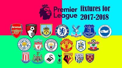 Jadwal Liga Inggris Sabtu-Minggu 16-17 Desember 2017 Pekan 18