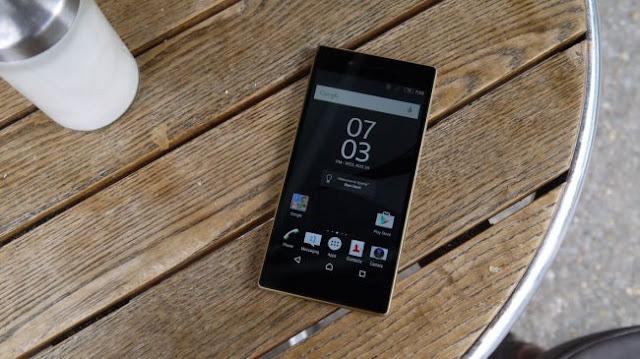 Best smartphone 2016: Sony Xperia Z6