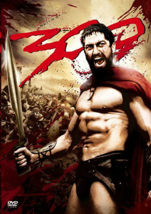 300 2006 BRRip 720p Dual Audio In Hindi English