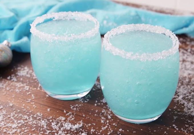 Jack Frosty Cocktails #drinks #alcohol