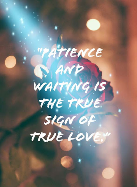 Waiting quotes for true love