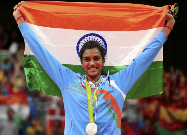 PV SINDHU REWRITES HISTORY FOR INDIA