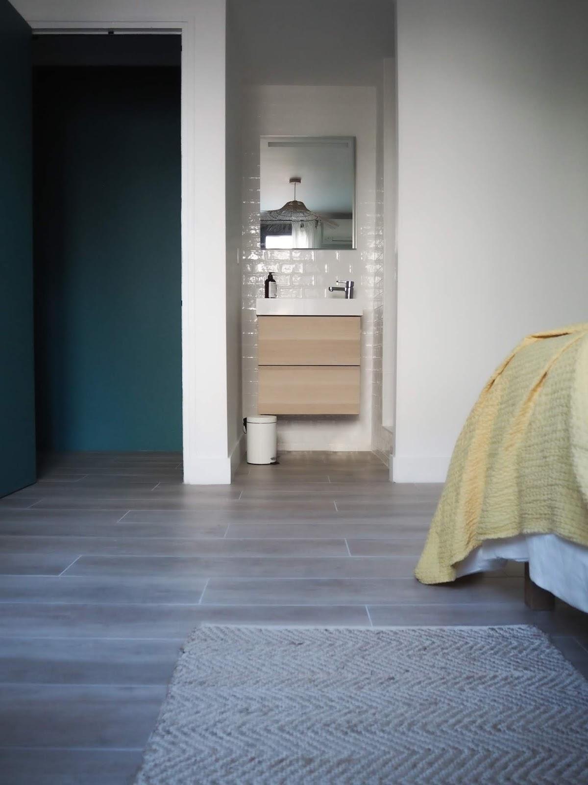 décoration d'intérieur - aix en provence - ilaria fatone- maison paulette - mini salle de bains étage