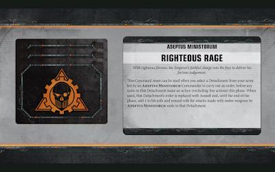 Adeptus Ministorum Warhammer 40,000 Apocalypse-