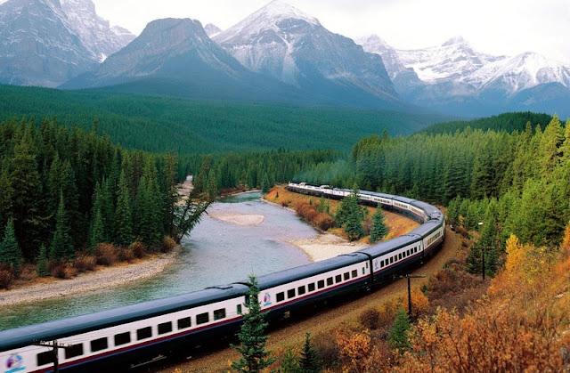 Mua vé tàu hỏa