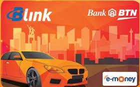E-money BTN blink