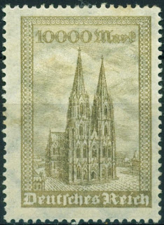 Germany Famous Architecture Cologne Cathedral  1923