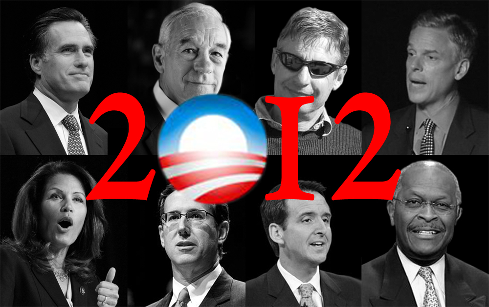 Republican Party presidential candidates, 2012