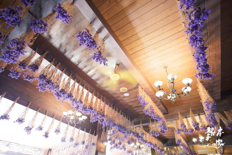 南投鄉村風景觀餐廳|清境普羅旺斯玫瑰莊園~超過癮的魔鬼蒜蓉義大利麵