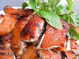 That Khe Roasted Duck- special gift from Lang son