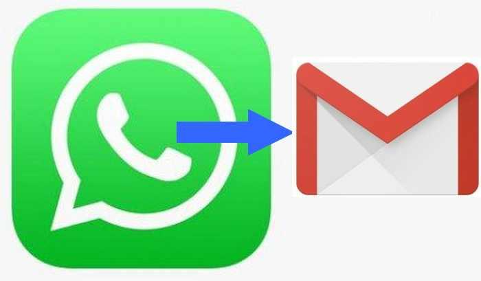 Cara Backup Pesan WhatsApp ke Alamat Email