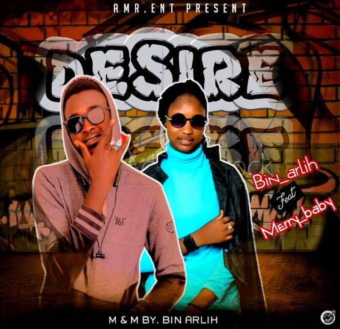 Music: Bin Arlih ft Merry Baby - Desire