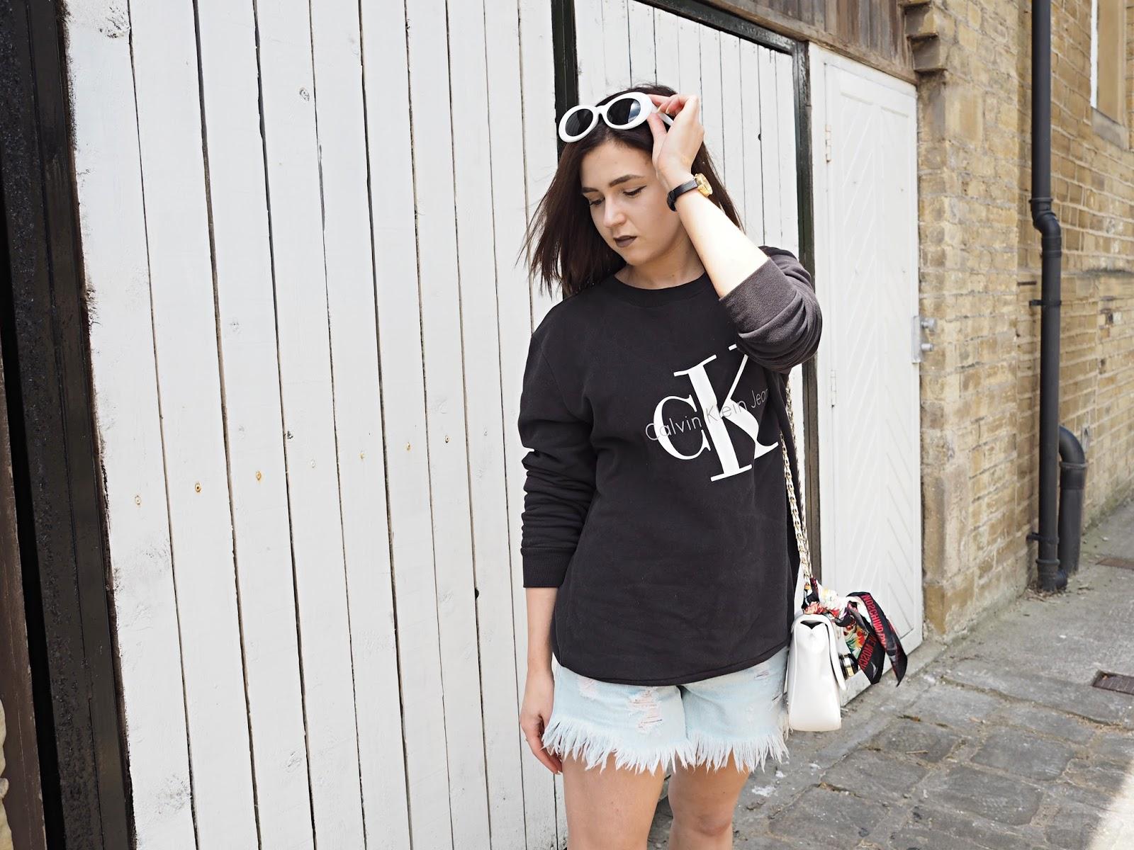 Calvin Klein Summer Outfit 6