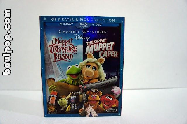 Los Muppets: Colección de Cerdos y Piratas - Edición importada con slipcover
