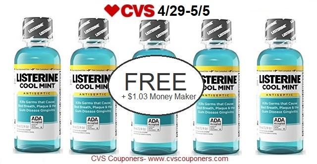 http://www.cvscouponers.com/2018/04/free-103-money-maker-for-listerine-cool.html