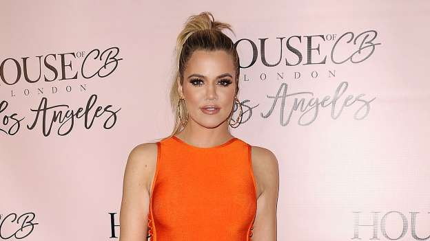 Khloe Kardashian Sued for Posting a Photo of Khloe Kardashian on Instagram