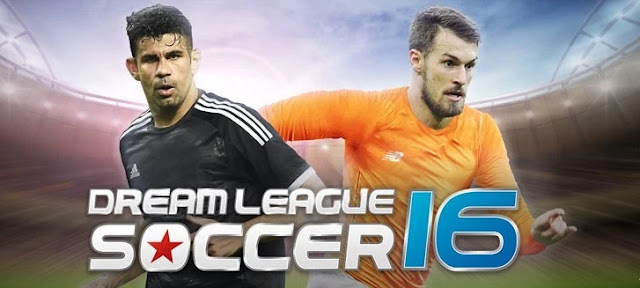 Dream League Soccer 2016 Mod Apk Data v3.09 Unlimited Money