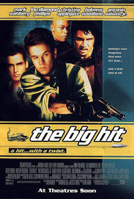 The Big Hit 1998 DVD R1 NTSC Latino