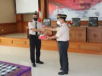 Serah Terima Jabatan Kepala Kantor Kesehatan Pelabuhan Kelas 1 Denpasar : Selamat Datang, Terima Kasih dan Selamat Bertugas