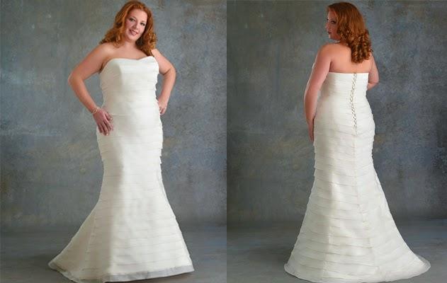 Plus Size Wedding Dress Or Plus Size Wedding Gown