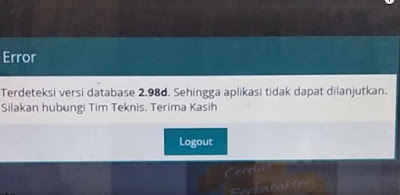 rekan semua kali admin akan membagikan gosip mengenai Aplikasi Dapodik  SD:  Cara Mengatasi Aplikasi Dapodik 2020 Error Terdeteksi Versi Database 2.98d