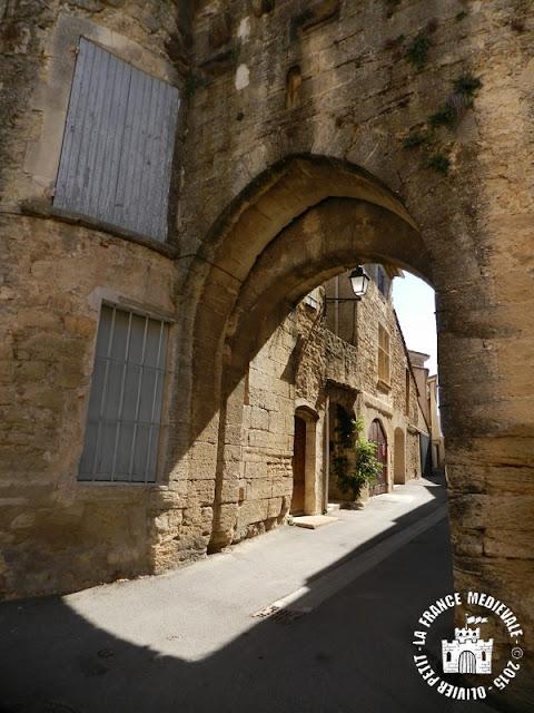 Cucuron (84) - Porte de Ginoux