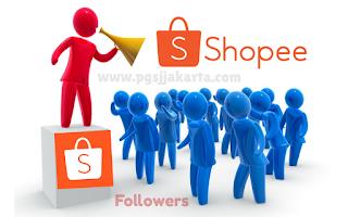 Cara cepat Menambah followers akun shopee