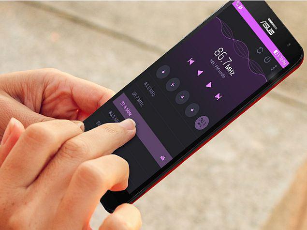 Asus Zenphone Max