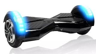Black Lamborghini hoverboard 1