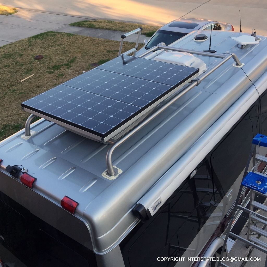The Interstate Blog Roof Carrier For The Airstream Interstate