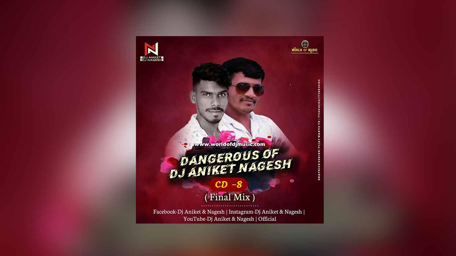 Chadati Jawani (Halgi Mix) - Dj Aniket & Nagesh x Dj Shubham Satara