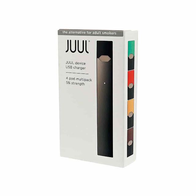 a Juul and Nicotine Addiction