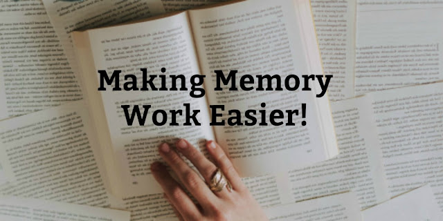 Scripture memory can be difficult but it's so worthwhile! This short devotion offers 6 tips for making it easier.