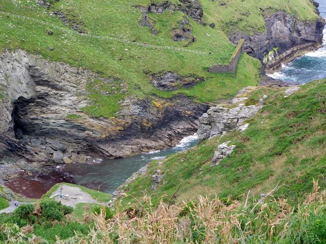 Tintagel, Cornwall, UK - Sincerely Loree